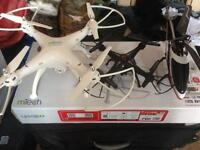HD CAMERA LARGE NEW RC LIVE VIEW DRONES 2.4GHZ FLIPS HEADLESS MODE QUADCOTER HELICOPTER