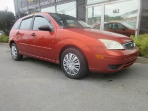 2005 Ford Focus 2.0L HATCH W/ AC HEATED FRONT SEATS PWR GROUP SU