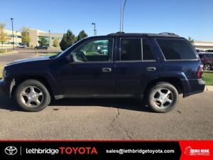 Value Point 2008 Chevrolet TrailBlazer LS 4x4 - Please TEXT 403-