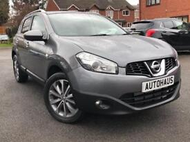 2013 Nissan Qashqai 1.6 dCi Tekna 2WD (s/s) 5dr FULLY LOADED