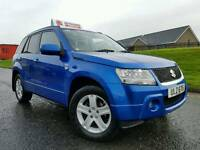Sep 2007 Suzuki Grand Vitara 1.9 DDIS 4X4, MOT'D OCTOBER 2017! STUNNING EXAMPLE! SERVICE HISTORY!