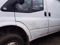 Ford Transit MK7 Parts, Front Doors, Side Door, Rear Door, Bonnet, Wheels & Excellent Tyres, TEXTS.