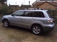 2004 MITSUBISHI OUTLANDER 4x4 SPORT SE AUTO 2.4 PETROL LPG GAS FACTORY FITTED QUICK SALE EXPORT