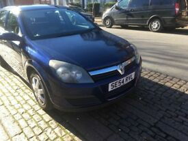VAUXHALL ASTRA 1.6 TWIN