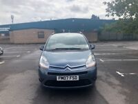 Citroen Grand C4 Picasso 1.6 HDi 16v VTR+ 5dr£2,795 p/x Lovely 7 seater 2007, MPV 91,000 miles