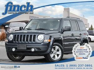 2014 Jeep Patriot Sport/North 4X2