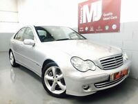2006 MERCEDES C220 CDI ELEGANCE SE AUTO