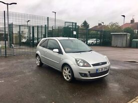 Ford Fiesta 1.2, Zetec, New MOT, Only 70k, Hpi Clear 2008