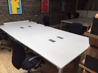 Steelcase 4 operative pods absolute quality! 3 in stock