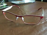 A choice of frames and fitted with your lenses required