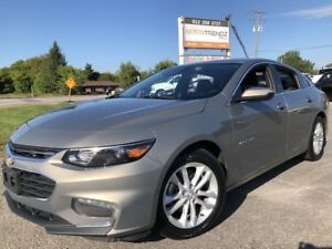 2017 Chevrolet Malibu 1LT Nice! With BackupCam, Bluetooth and...