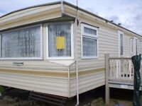 CARAVAN FOR SALE - 35ft x 12ft. - Seaview Site, Ingoldmells - Site Rent Paid for 2017