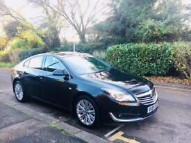 2015 Vauxhall insignia Diesel Automatic fully loaded HPI clear .
