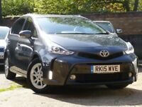 TOYOTA PRIUS + 1.8 ICON 7 SEATER 2015 --ONE OWNER