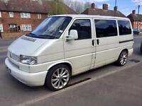 2001 VW T4, 1.9td, 122k....... SPARES OR REPAIRS READ ADVERT, FAMOUS FOOTBALL PLAYER OWNER!!!