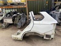 BMW F15 X5 PASSENGERS SIDE REAR QUARTER