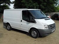 ford transit t280 s 2008 58 electric windows plylined nice example no vat!!!!