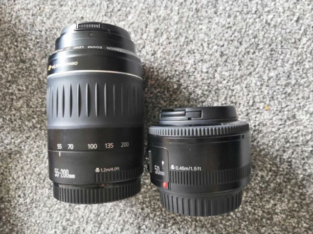 Canon 40D DSLR camera , memory cards , Canon + Yongnuo lenses  | in  Portstewart, County Londonderry | Gumtree