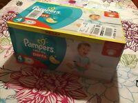 Pampers Baby Dry Pants Nappies Size 4 Box of 94