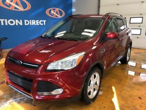 2013 Ford Escape SE PANO SUNROOF/ LEATHER HEATED SEATS/ LOW K...