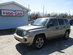 2008 Jeep Patriot 4WD 4dr Sport
