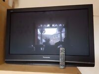"37"" Panasonic Viera Widescreen Plasma TV with Freeview - TH-37PX8B"