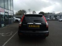 2007 57 HONDA CR-V 2.2 I-CTDI ES 5D 139 BHP **** GUARANTEED FINANCE **** PART EX WELCOME ****