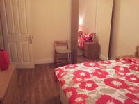 Beautiful and very clean double room available now for rent near metro