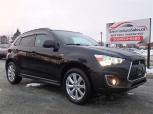2014 Mitsubishi RVR GT! AWD! PANO ROOF! CERTIFIED!