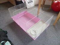Ferplast Rabbit or Guinea Pig Cage