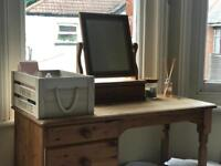 *Reduced* Dressing Table