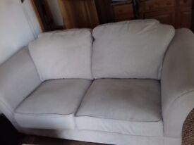 Sofa, Armchair and Footstool