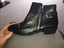 Ralph Lauren women's boots