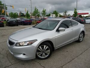 2009 Honda Accord EX-L / LEATHER / SUNROOF / *5SPD*