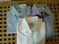 Brand new mens non iron shirt charles tyrwhitt