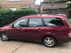 Very clean ford focus estate diesel 1.8