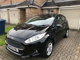 2013 FORD FIESTA ZETEC 1.0 ECO BOOST