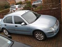 Spares or Repair Rover 25 1.6 16v first time head gasket gone