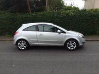 2007 VAUXHALL CORSA 1.2 SXI A/C HPI CLEAR NEW MOT FOR ALL YEAR