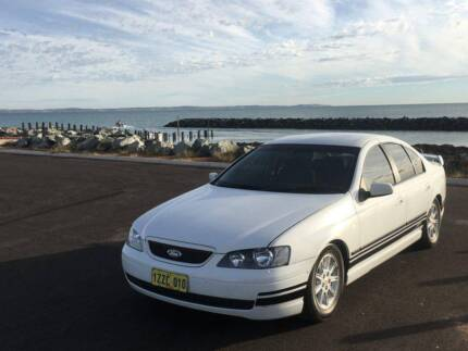 Ford Falcon BA SR Low Kms Auto Cold Air Lowered Alloys
