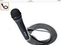 Gemini DJM-2 professional dynamic cardioid microphone