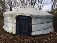 Yurt for sale Derbyshire