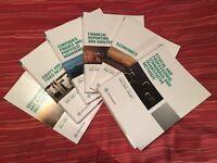 CFA Level 1 (2016) Textbooks - For Sale