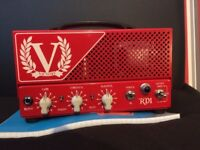 Victory RD1 guitar amplifier, slight damage on one corner