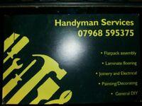 Handyman / Oddjobs/ DIY - West Lothian