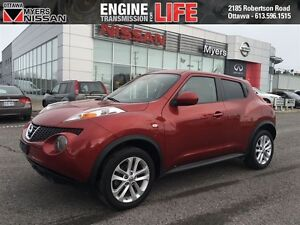 2014 Nissan Juke FWD Stick * 1 Owner * Accident Free