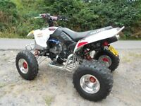 Polaris predator 500 Troy Lee Design LTD edition Quad Atv