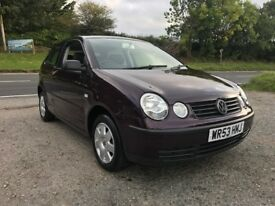 VOLKSWAGEN POLO TWIST 1.4 3DR PURPLE 2003