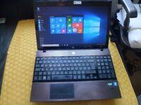 HP PROBOOK 4525s AMD TORION P560 LAPTOP.