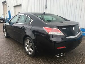2012 Acura TL Tech Package AWD *NAVIGATION* Kitchener / Waterloo Kitchener Area image 3